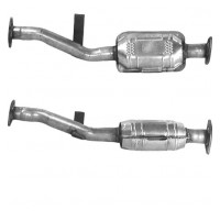 SSANGYONG KORANDO 2.3 09/97-03/99 Catalytic Converter BM90672