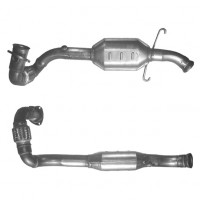 SAAB 9-3 2.0 03/98-02/01 Catalytic Converter BM90733