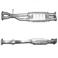 SSANGYONG MUSSO 3.2 01/97-03/99 Catalytic Converter BM90803