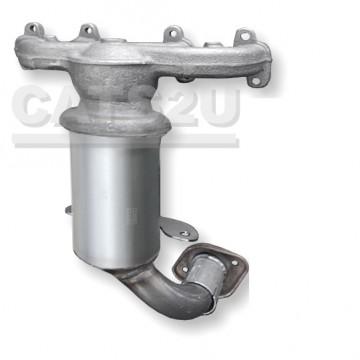 FORD KA 1.3 09/96-08/00 Catalytic Converter