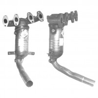 FIAT PANDA 1.1 12/00-02/01 Catalytic Converter BM91208